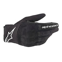 Alpinestars Copper Gloves Black White