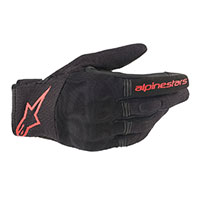 Alpinestars Copper Gloves Black Red