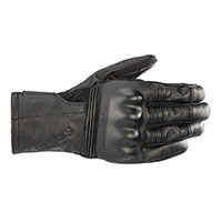 Alpinestars Gareth Leather Gloves Black