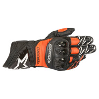 Alpinestars Gp Pro R3 Gloves Red