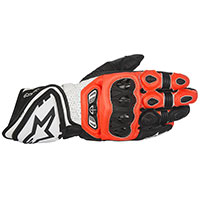 Alpinestars Gp Tech Glove Rosso Bianco