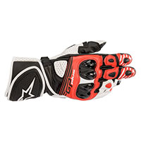 Alpinestars Gp Plus R V2 Gloves Bright Red Black