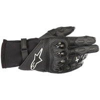 Alpinestars Gp X V2 Leather Gloves Black