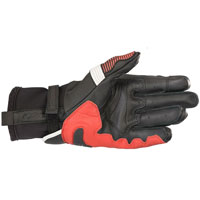 Alpinestars Gp X V2 Leather Gloves Red