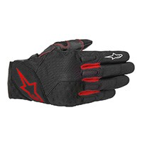 Alpinestars Crossland Gloves Black Red