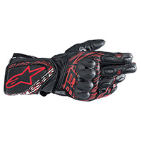 Alpinestars Mm93 Twin Ring V2 Leather Gloves Red