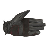 Alpinestars Rayburn Leather Gloves Black