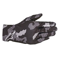 Alpinestars Reef Gloves Camo Grey