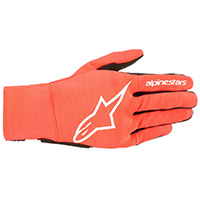 Alpinestars Reef Gloves Fluo Red