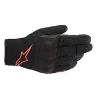 Alpinestars S Max Drystar Gloves Black Red