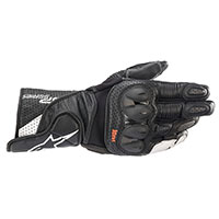 アルパインスターズ Sp-2 V3 手袋 ブラック ホワイト