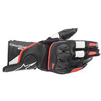 アルパインスターズ Sp-2 V3 手袋 黒赤
