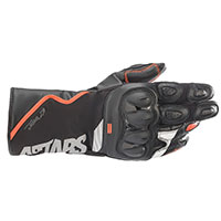 Alpinestars Sp-365 Drystar Gloves Black Red