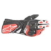 アルパインスターズ SP-8 V3 手袋 黒 白 赤