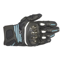 Alpinestars Stella Sp X Air Carbon V2 Gloves Blue Lady