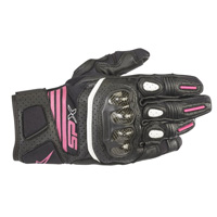 Alpinestars Stella Sp X Air Carbon V2 Gloves Pink Lady