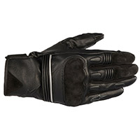Alpinestars Stella Axis Leather Gloves Black Lady