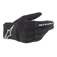 Alpinestars Stella Copper Gloves Black White Lady