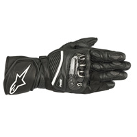Alpinestars Stella Sp-1 V2 Leather Gloves Black Lady