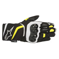 Alpinestars T-sp W Drystar Gloves Black White Yellow