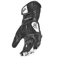 ベリック レース カーボン 2.0 手袋 白
