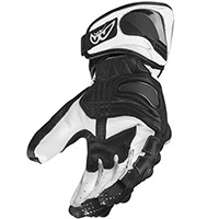 Berik Racing Track 2.0 Gloves Black White