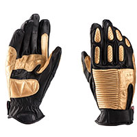 Blauer Banner Gloves Black Gold