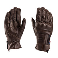 Blauer Combo Gloves Brown