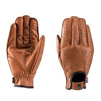 Blauer Rontine Glove Camel Brown