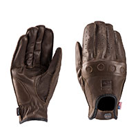 Blauer Routine Gloves Dark Brown