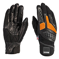 Gants Blauer Urban Sport Noir Orange