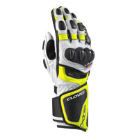 Clover Rs-8 White-fluo Yellow