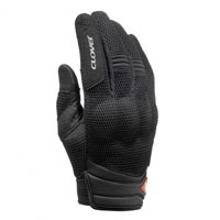 Clover Storm Lady Gloves Black