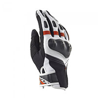 Clover Predator Gloves White Black