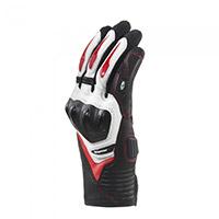 Gants Clover Raptor 3 Noir Blanc Rouge
