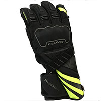 Clover Sierra Wp Gloves Black Yellow