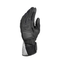 Clover Sr-3 Gloves Black Grey