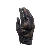 Clover Storm Gloves Black Sand