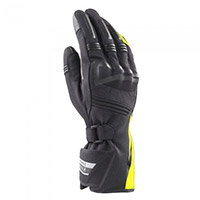 Clover Wrz 3 Wp Gloves Black Yellow