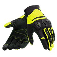 Dainese Aerox Unisex Gloves Yellow