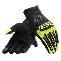 Dainese Bora Gloves Fluo Yellow