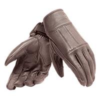 Dainese Hi-jack Unisex Gloves Brown
