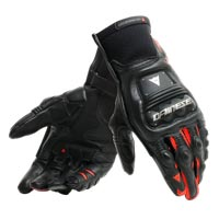 Dainese Steel-pro In Gloves Red