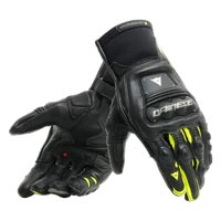 Dainese Steel-pro In Gloves Yellow