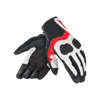 Dainese Air Mig Lady Bianco Nero Rosso Donna