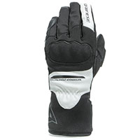 Dainese Aurora D-dry Lady Gloves Black White