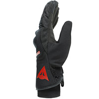 Dainese Avila D-dry Gloves Black Red