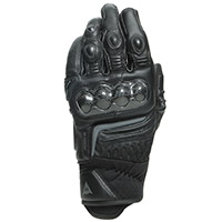 Dainese Carbon 3 Short Gloves Black