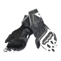 Dainese Carbon D1 Long Gloves White Black