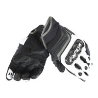 Dainese Carbon D1 Short Gloves Grey